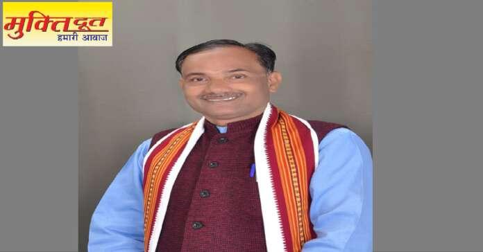 Biography of Bhagwandas Shankhwar